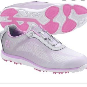 Footjoy emPOWER BOA spikeless golf shoes